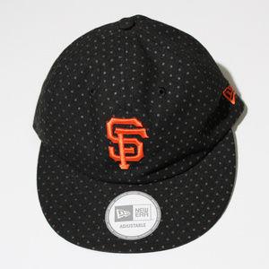NEW New Era San Francisco Giants TL Adjustable Hat